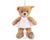 Steiff 239540 Schlaf Gut Bär Spieluhr 20 cm rosa