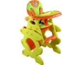 Babyhochstuhl Kinderhochstuhl ARTI Betty J-D008 Little Elephant Green Baby Kinder Hochstuhl Kombihochstuhl Tisch und Stuhl