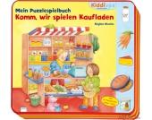 Kiddilight Mein Puzzlespielbuch: Komm, wir spielen Kaufladen!