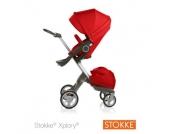 STOKKE ® Kinderwagen Xplory® Red - rot