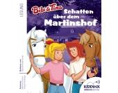 Bibi & Tina: Hörbuch Schatten über dem Martinshof