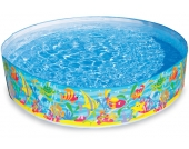Intex Quick Snap-Pool Fische 183 cm [Kinderspielzeug]