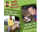 CD Willi wills wissen 02 (Pferdehof / Bauernhof)
