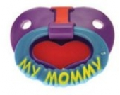 Billy Bob Teeth I Love My Mommy Pacifier by Billy Bob Teeth (English Manual)