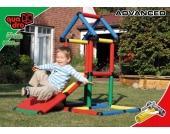 Spielhaus Quadro Advanced