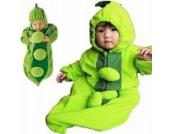 Moolecole Baby-Erbsen-OUTFIT Growbag SLEEP-KLAGE SCHLAFSACK swaddle Kuscheldecke 0 3 6 9 12 MONATE Junge oder Mädchen WINTER COAT BUGGY KINDERWAGEN PRAM COSY TOES Schneeanzug Schneeanzug GROW BAG Sleepsuit (M, drei Schichten)