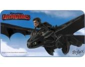 Jumbo-Buntstifte Metallbox Dragons, 8-tlg., sortiert