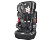 Auto-Kindersitz BeLine SP Luxe, Zebra, 2018 Gr. 9-36 kg