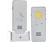H+H Babyruf MBF 8181 Babyphone besonders Strahlungsarm Reichweite bis zu 600 Meter