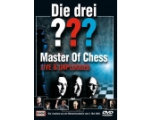 DVD Die Drei ??? Master of Chess Live