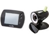 Babymoov Video-Babyphone Touch Screen - 3,5 Zoll Display, Nachtsicht, intuitive Bedienung über Touch Screen Empfänger, inkl. Schlaflieder und Gegensprechfunktion