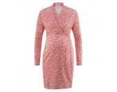 bellybutton Umstands Kleid NERITA spiced coral - Damen