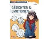 Manga-Zeichenstudio: Gesichter und Emotionen, Teil 2