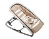 Geuther - Baby-Wippe Shirley, beige/weiß