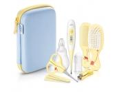 Philips Avent Babypflege-Set SCH400/00 gelb ab der Geburt