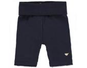 Steiff Girls Baby Capri Leggings marine - blau - Mädchen