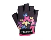 _Roeckl Kinder-Fahrrad-Handschuhe Tamara 000 schwarz