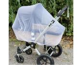 ALVI Mückennetz für Kinderwagen blau. (9440110)