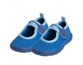 PLAYSHOES Boys Aqua Schuhe mit UV-Schutz 50+ blau