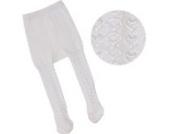 Soft TouchBaby Mädchen (0-24 Monate) Strumpfhose Weiß weiß Neugeborene