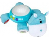 Fisher-Price CGN86 Schlummerlicht Spieluhr Nachtlicht mit Sternenlicht inkl. Melodien und White Noise, ab 0 Monaten, blau