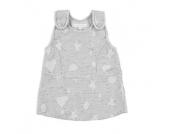bellybutton Girls Baby Kleid grey melange - Mädchen