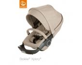 STOKKE ® Kinderwagen Xplory Style Kit Sitz Beige Melange - beige