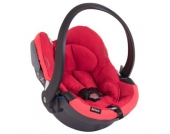 BeSafe Babyschale iZi Go X1 Tone-in-Tone Ruby Red - rot