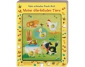 Arena - Mein schönstes Puzzle-Buch - Meine allerliebsten Tiere