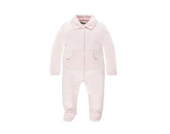 MARC O`POLO Girls Baby Overall rosé - rosa/pink - Mädchen
