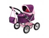 Bayer Design Puppenwagen Trendy Set