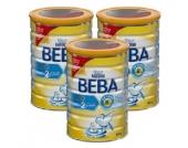 Nestle BEBA OPTIPRO 2 Folgemilch 3 x 800 g
