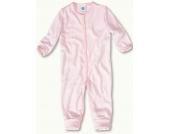Sanetta Strampler ohne Fuß rosa 220453