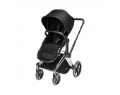 Platinum Priam Kinderwagenaufsatz & 2-in1 Light Sitz schwarz