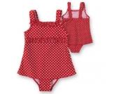 PLAYSHOES Kinder Badeanzug mit UV Schutz Gr. 110/116 Mädchen Kleinkinder