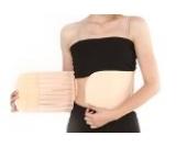 Elandy atmungsaktiv postnatale Schwangerschaft Mutterschaft unterstützend Gürtel Bauch Bauch Binder für Frauen nach der Geburt - Stripe Syle (M)