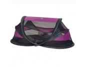 DERYAN Reisebett/Zelt Travel Cot Baby Luxe purple - lila