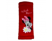 Minnie Mouse Gurtpolster rot