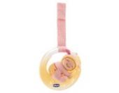 Chicco 71761 - Musikalisches Mondlicht, Spieluhr rosa