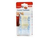 Clippasafe Kantenschutz für Kleinkinder und Babys (vierer Packung)