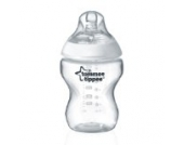 Tommee Tippee Closer to Nature Easi-Vent Flaschen, 260ml (1er Pack)