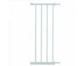 Munchkin Universalerweiterung für Tür-/Treppenschutzgitter, 28 cm, weiß
