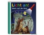 Meyers kleine Kinderbibliothek: Licht an! Sturm auf die Burg