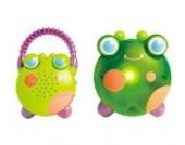 Leuchtendes Babyphone Frosch