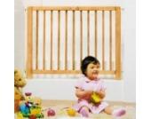 Kindergitter Sicherheitsgitter Treppengitter natur
