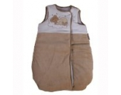Luxus Erstlingsschlafsack Sleeping Bear in Nicki, 70cm