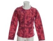Bad Girls Langarm Shirt Pink 128