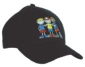 Baseball-Cap / Base Cap Fußballjungs für Kinder