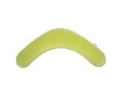 Theraline das Original-Stillkissen inkl. Jerseybezug 79 Neon Grün mit EPS-Mikroperlen