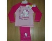 Schöne Mädchen Charmmy Kitty Schlafanzug - Größe 3A - 94cm - 3 Jahre alt - Rosa/Rot